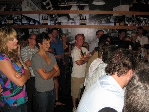 Fellow bartenders, industry supporters .....