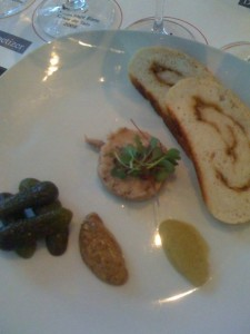 Classic Polder side duck Rillettes