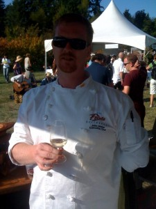 Executive Chef from Wickaninnish Inn
