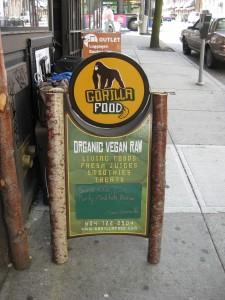 Gorilla Food 001