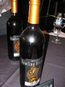 Winning Pinot Noir from Howling Bluff Wines