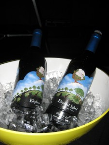 Elephant Island Cherry Wine