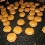 Thierry Busset and his Coffee Macarons