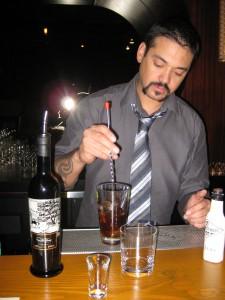 Jay Jones at the Bar