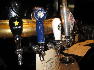 On Tap - The Beer Tap Lineup