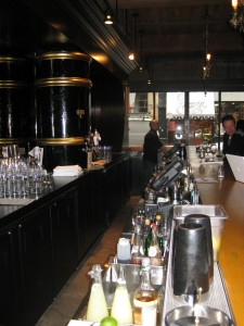 The Bar - Going Behind The Bar