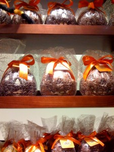 Chocolate Pumpkins