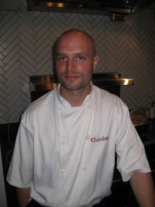 Chef Nico Schuermans (Chambar & Dirty Apron Cooking School)