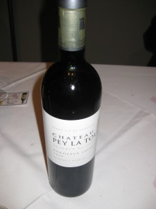 Chateau Pey La Tour Red 2007