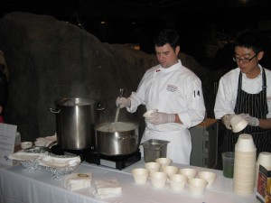 Chef Chris Whittaker - O'Doul's - People's Choice Award Winner