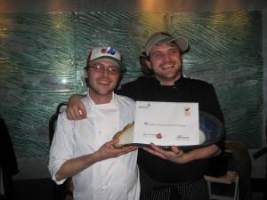 Andrew Christie (left & Matt Christie (right) of Go Fish