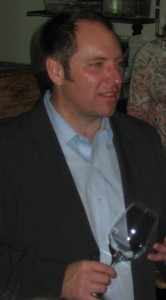 Joe Whinney, CEO and founder of Theo Chocolate