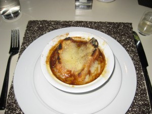 Stout & Onion Soup Gratin