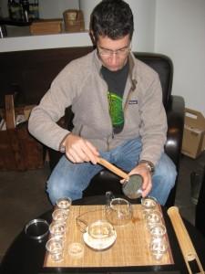 Pedro Villalon of Dao Tea