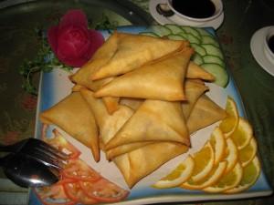 Crab and Tofu
