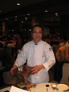 Executive Pastry Chef - Mickey Zhao