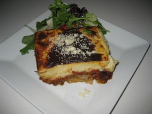 Meat Mousaka