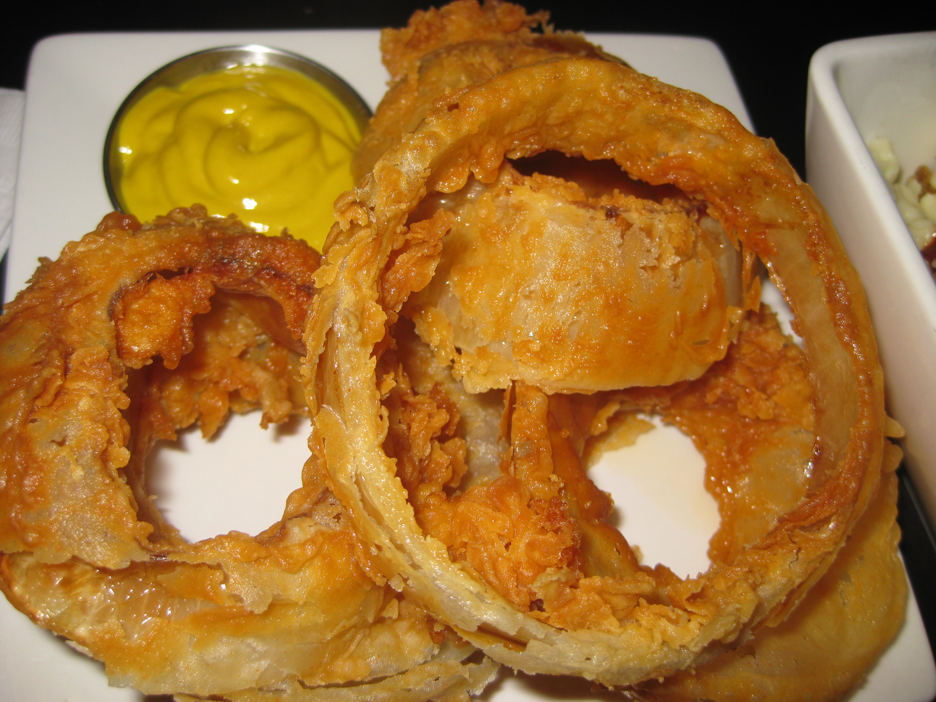 kinda rings blue feelin sunday gourmet onion dsc fried jean