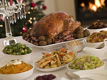 corner suite bistro - Classic Christmas Dinner