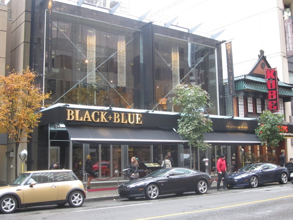 Black And Blue Restaurant Vancouver Pictures to Pin on ... - photo#10