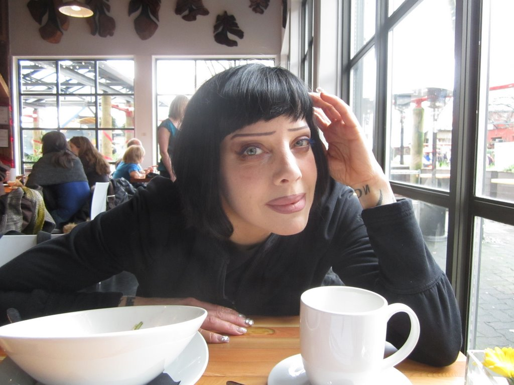 That's Bif naked com like this
