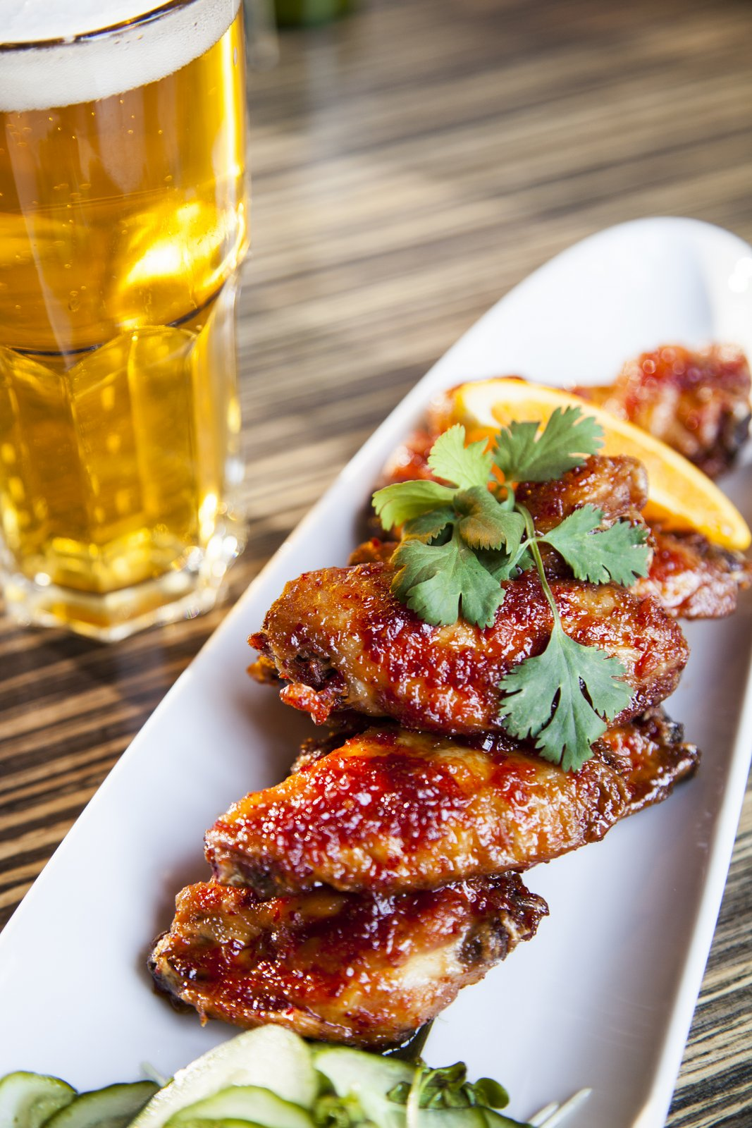Salted caramel waffle chicken wings | Vancouver Sun