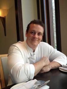 Chef Thomas Heinrich