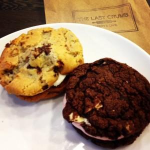 Black Forest Cookie Sandwich