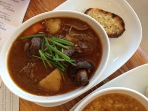 Braised Beef Short Rib Stew