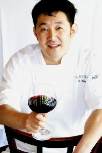 Chef Dennis Huang