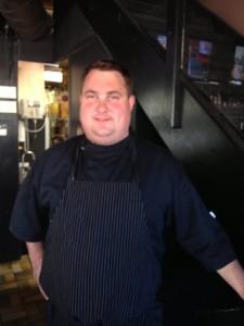 Chef A.J. Jackson