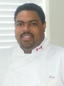 Chef Roy Flemming