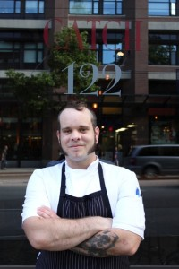 Chef Ian Errington