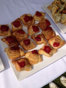 Strawberry Cheese Pockets from Cadeaux Bakery