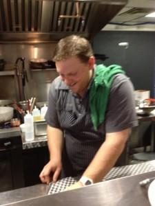 Executive Chef Jason Vallee.