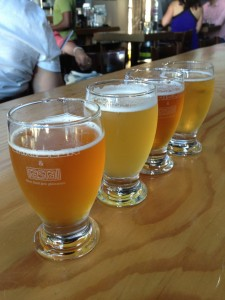 Trio Beer Sampler