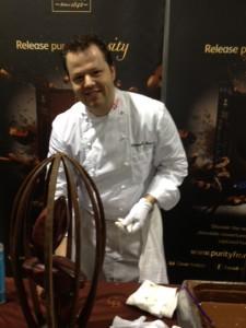 Chef Christopher Bonzon