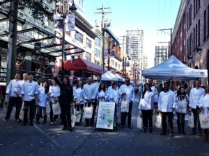 Chefs Welcome You to Yaletown