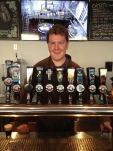 Brewmaster Graham With