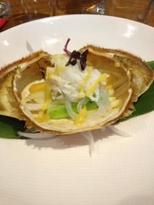 Dungeness Crab Salad