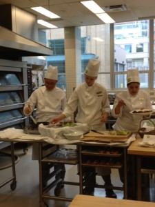 Culinary Tour at Vancouver Community College