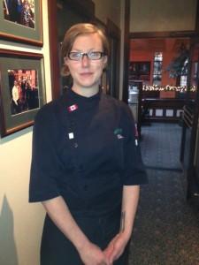Chef Sarah Band