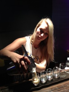 Julia Diakow - Bartender at Cuchillo