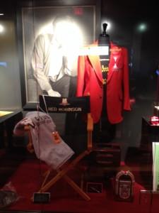 Red Robinson memorabilia