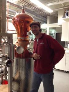 Master Distiller Laurent LaFuente