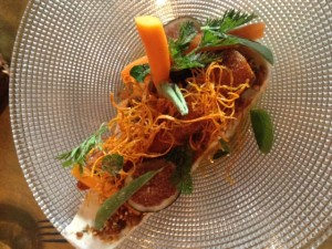 Salad of Carrots & Figs