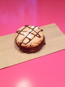 Chocolate Sandwich Cookie