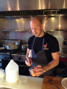 Chef Trevor Bird - Co-owner Fable Kitchen