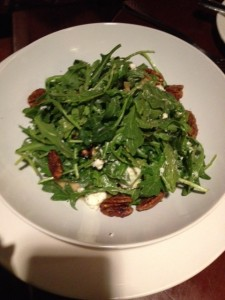 Arugula-Sweet Potato Salad