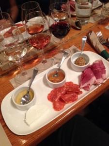 Best of BC Plate - Salt Tasting Room (Kitsilano)